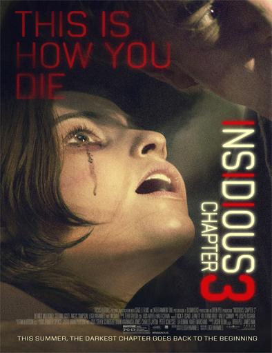 Ver La Noche del Demonio 3 (Insidious 3) (2015) Online