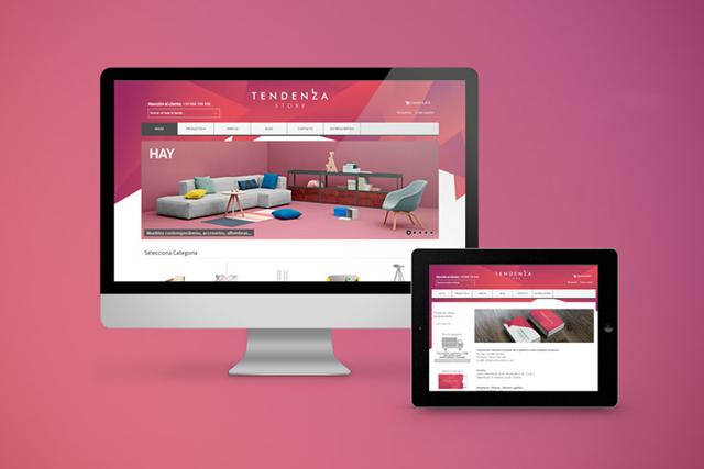 Mobiliario diseño marcas internacionales