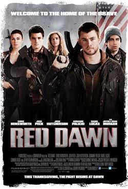 Thủy Triều Đỏ - Red Dawn (2012) Poster