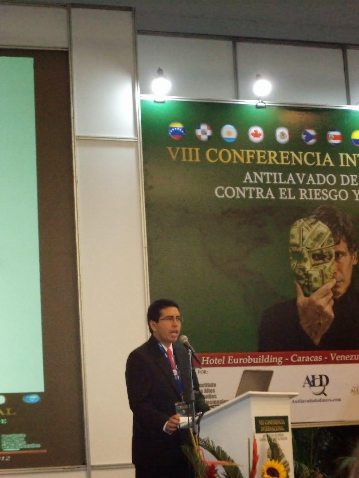 Congresos internacionales