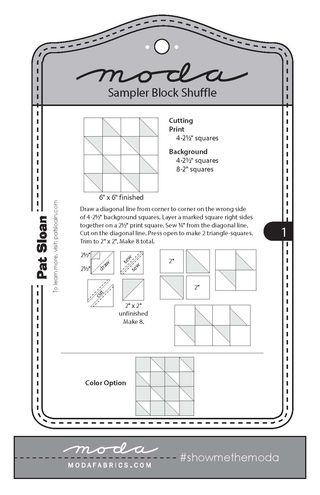 MODA - Sampler Shuffle