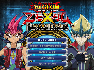 Download Yu-Gi-Oh! ZEXAL - Power of Chaos Mod by RistaR87 (PC Game)
