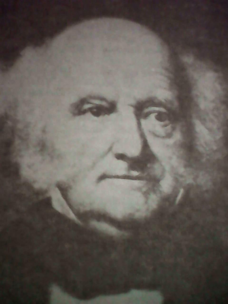 Marti Van Buren Presiden A.S. Ke-8 (Foto: SP)