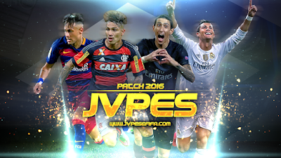 Download Patch PES 2016 JVPES Patch v0.1 Terbaru Gratis