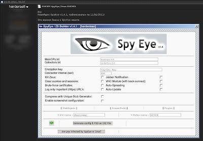 Spy-eye-carding