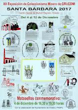 XX Exposición Coleccionismo Minero de GRUCOMI