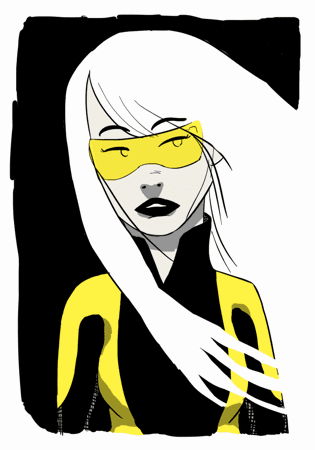 Gwen - Code Yellow by gurrupurru