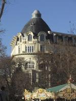 Building, Nimes, France