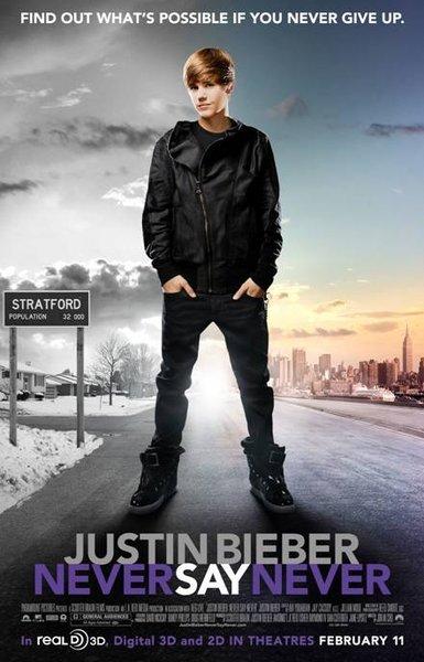 justin bieber never say never dvd 3d. Justin Bieber Never Say Never