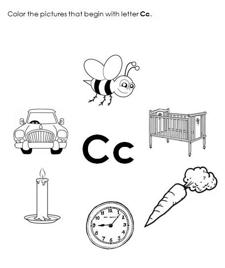 Free printable letter b worksheets for kindergarten