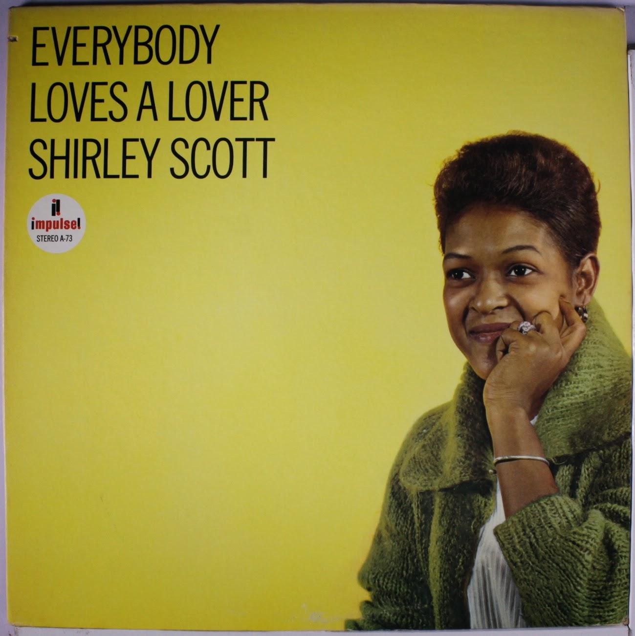 Shirley Scott €� Everybody Loves A Lover