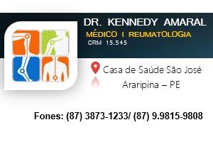 Dr. KENNEDY AMARAL