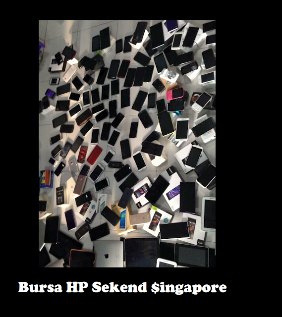 BURSA HP  SEKEN SINGAPORE