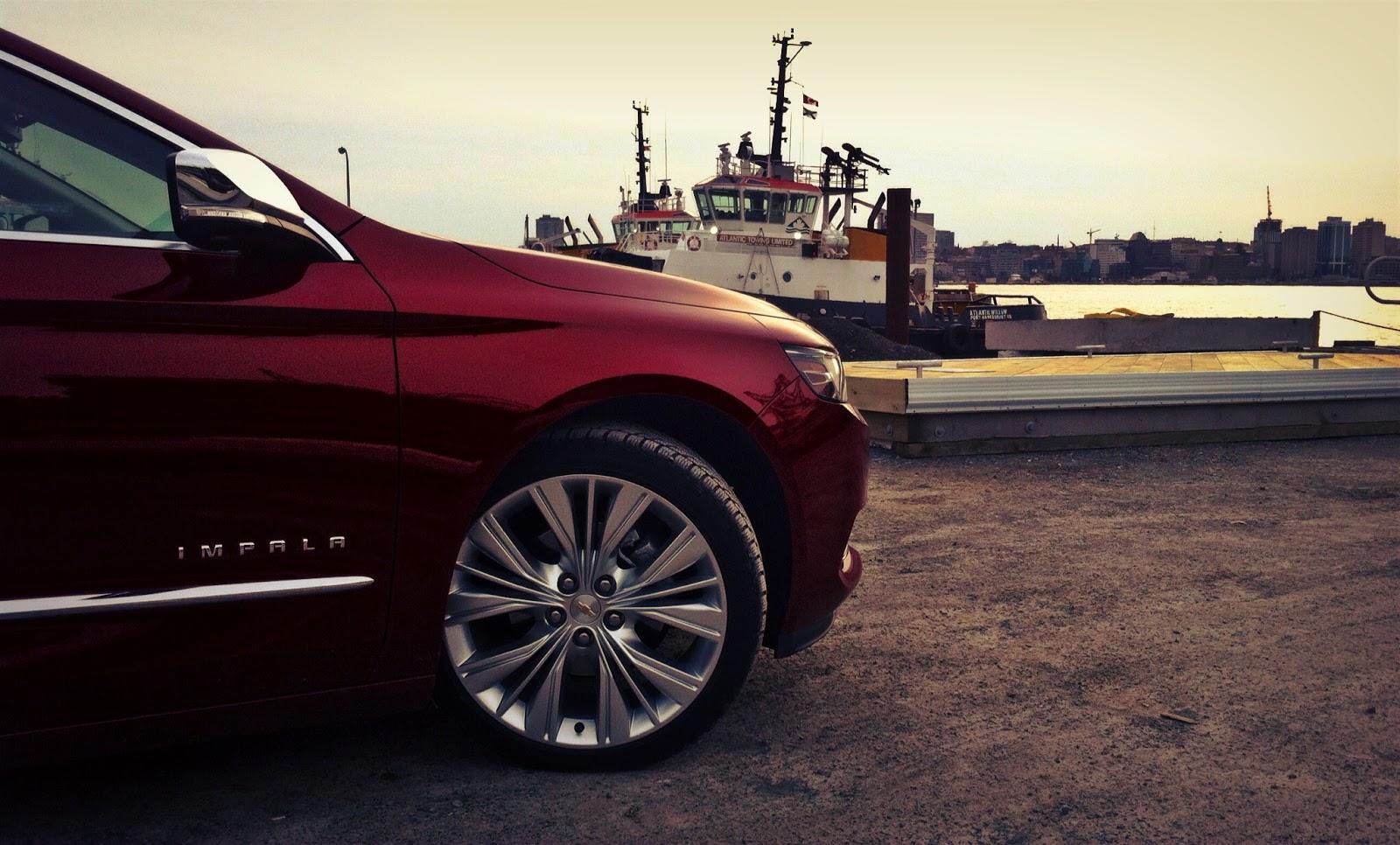 2014 Chevrolet Impala 20-inch wheel