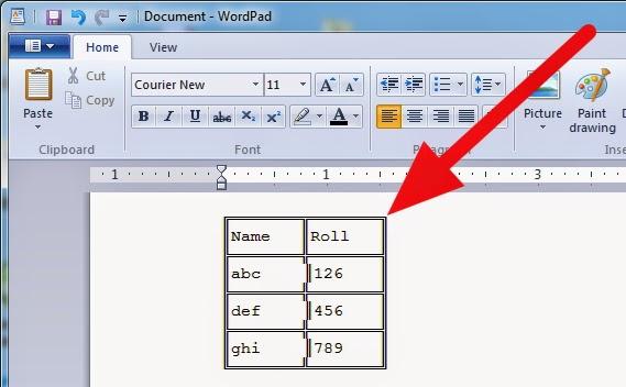 Как сделать таблицу windows xp - Veproekt.ru