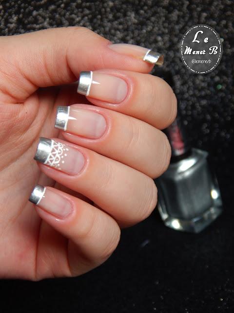 nail art new year