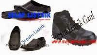 sepatu,selop,listrik,electric,alat,setrum