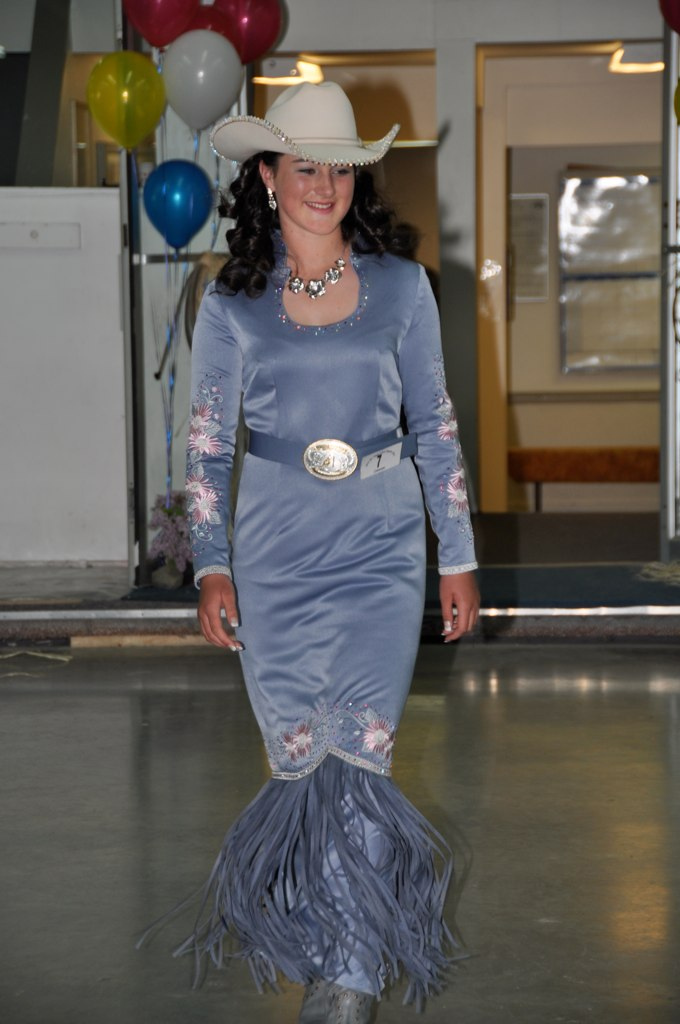In Her Dress Just Look At This Picture And You Can See Why Congrats Emma Mcfarland On Being The Newly Crowned Bc High School Rodeo Queen