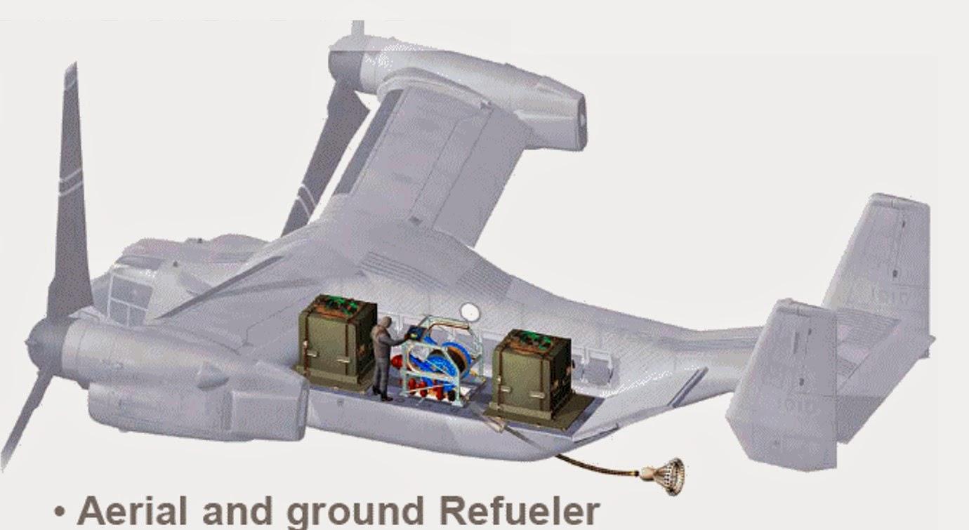 V-22 Tanker Concept