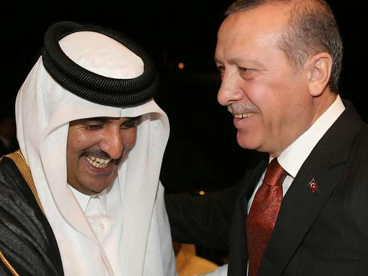أمير قطر يتوجه لأنقرة للمشاركة في حفل تنصيب أردوغان
