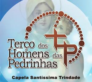 TERÇO DOS HOMENS PEDRINHAS