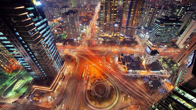 Seoul, South Korea, Wallpapers, Desktops