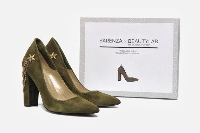 beauty lab blogger designed shoes