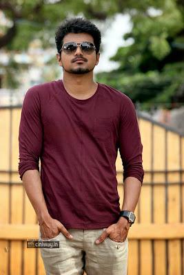 Vijay Kajal Jilla Movie New Stills