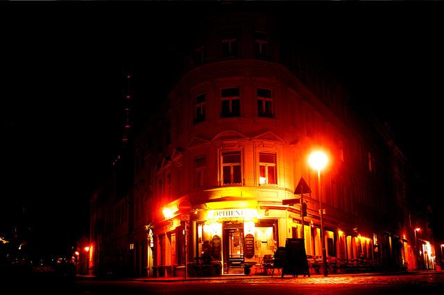 nhà hàng Sophieneck