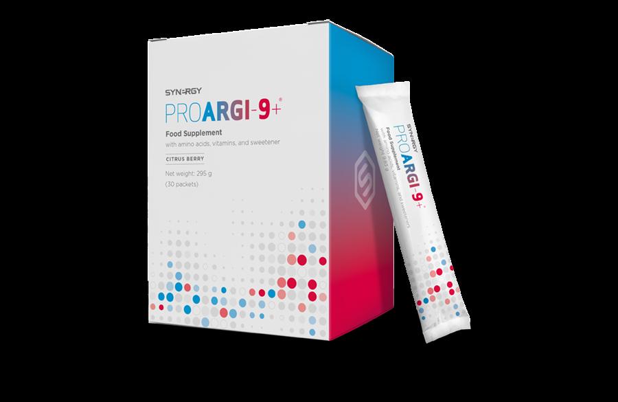 ProArgi 9 Plus • unikalne połączenie argininy, cytruliny i witamin