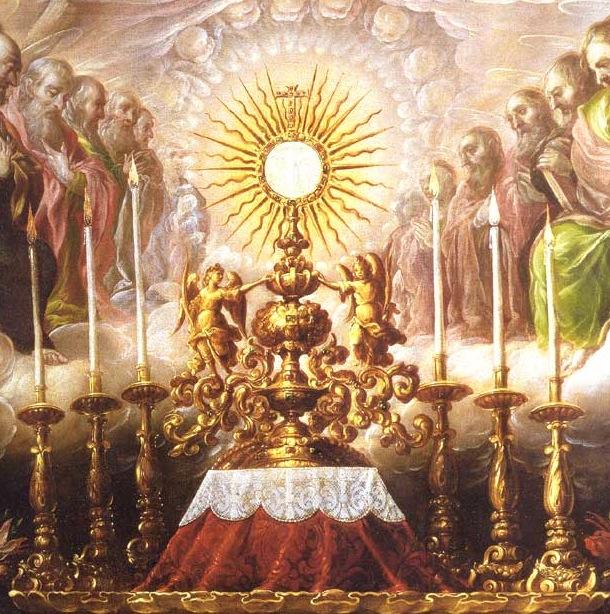 corpus christi essays on the church and the eucharist