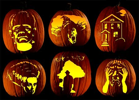 Pumpkin Carving: 10 Carving Patterns You Will Not be Able to Beat
