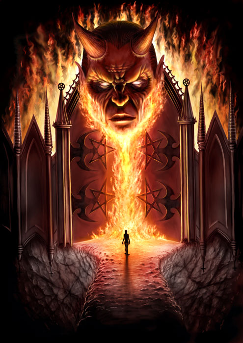 Pante n de juda a las puertas del infierno documental for 9 puertas del infierno