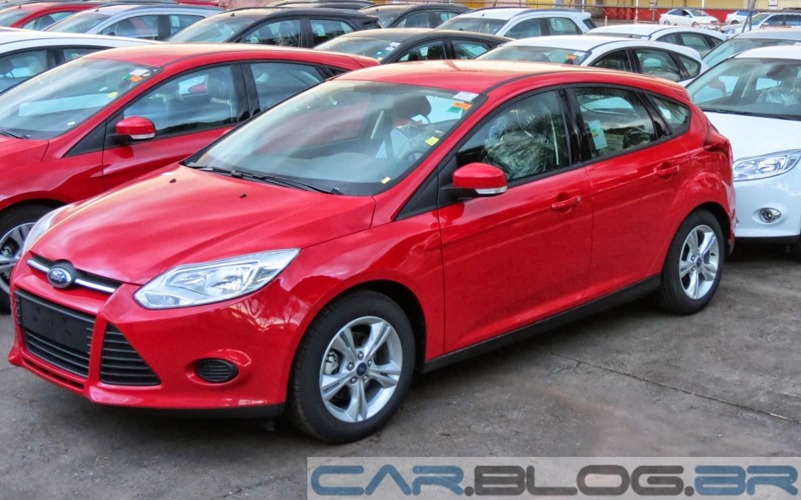 Novo Ford Focus 2014 S 1.6