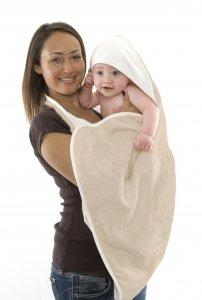 Cuddledry Apron Towel Baby