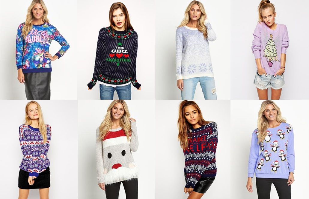 Christmas Jumpers 2014