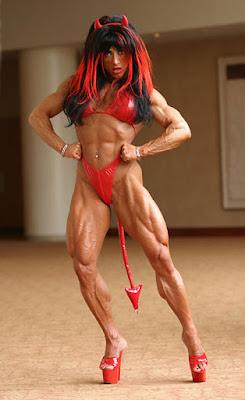 Monica Martin Devil
