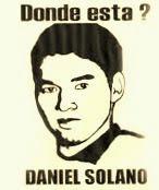 DANIEL SOLANO PRESENTE