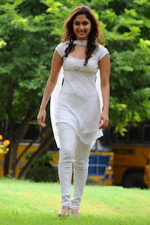 manjari hot boobs in white dress