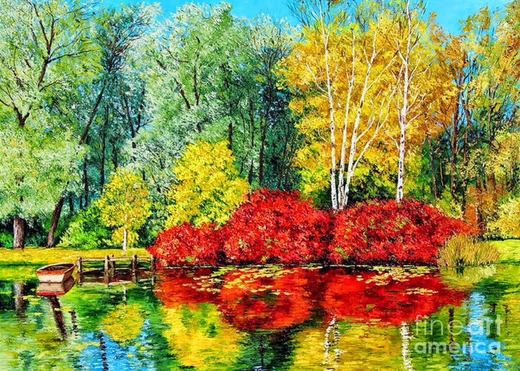 paisajes-flores-pintados-con-espatula