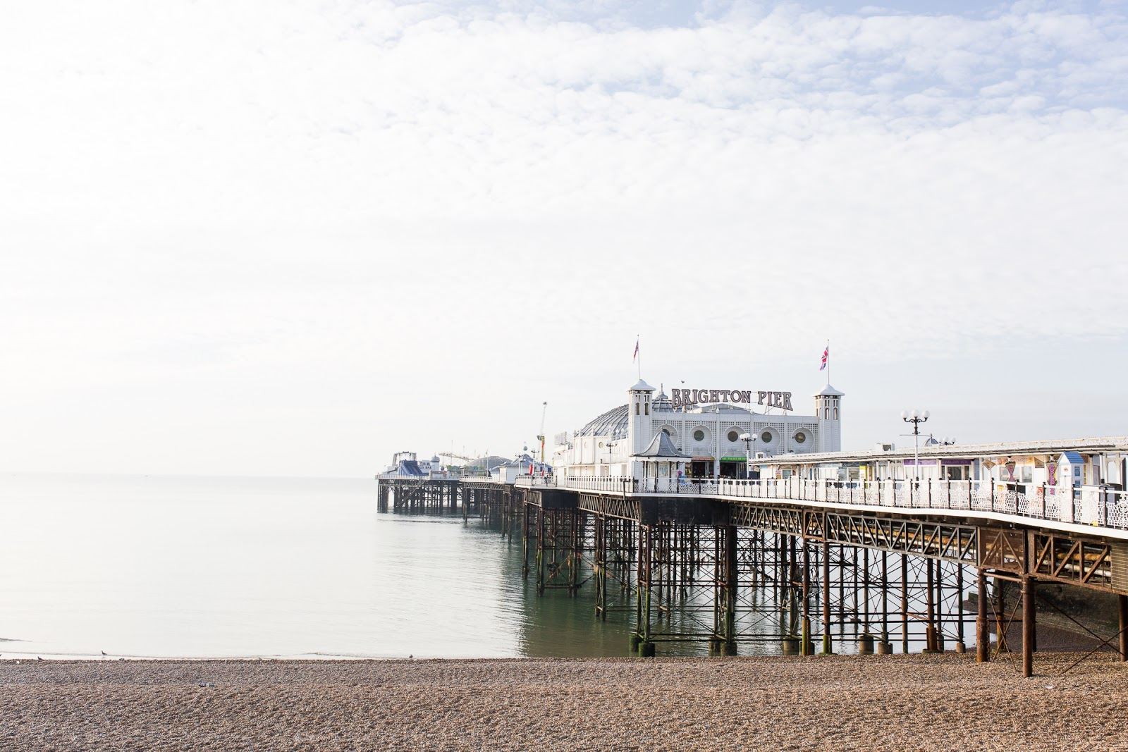 Brighton Pier/ blog.jchongstudio.com