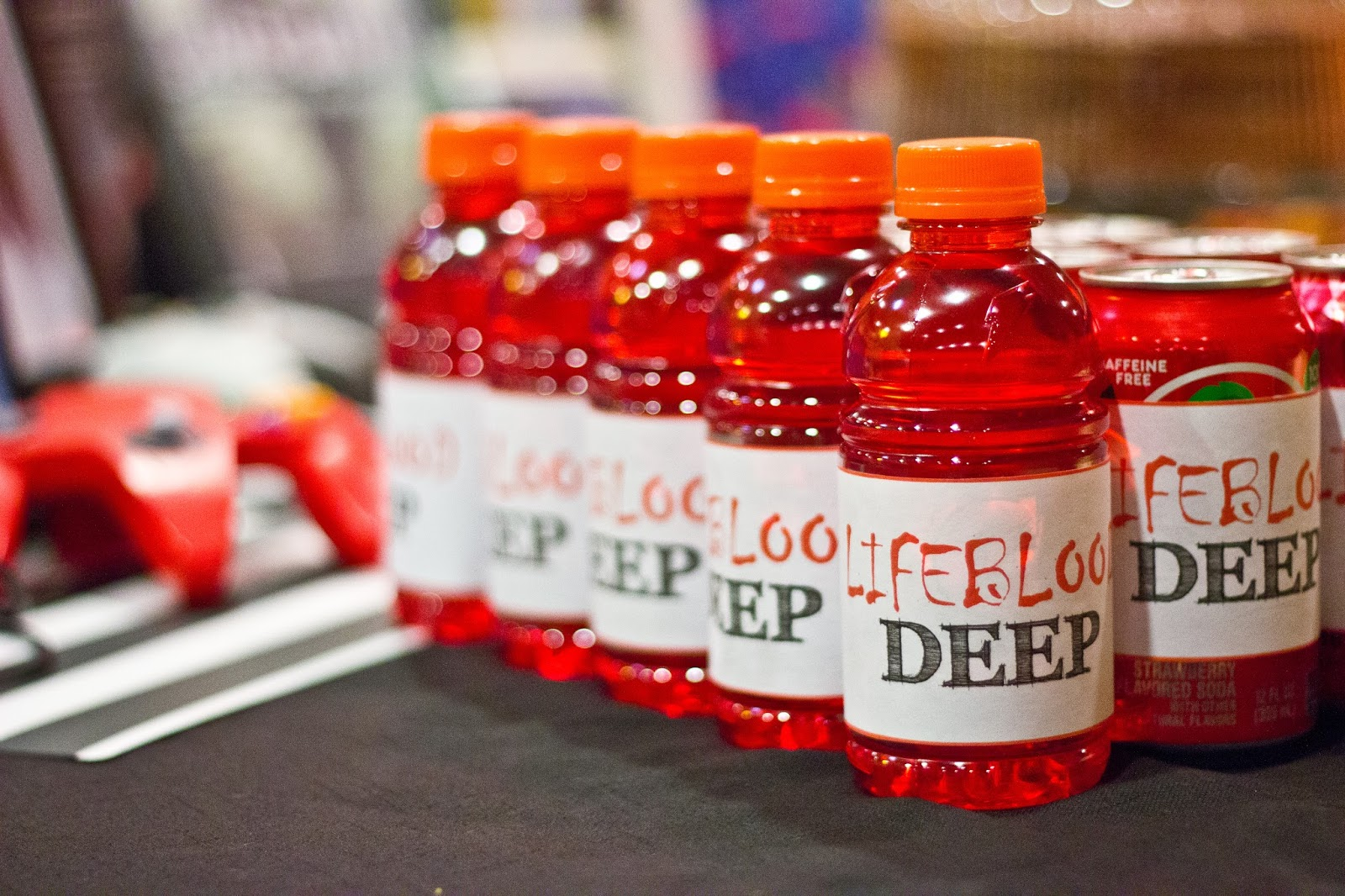 Lifeblood Deep Drinks