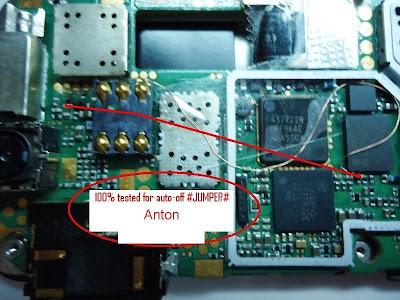 Nokia 7100s Auto Re-Start