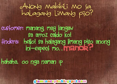 Funny tagalog quotes about friendship