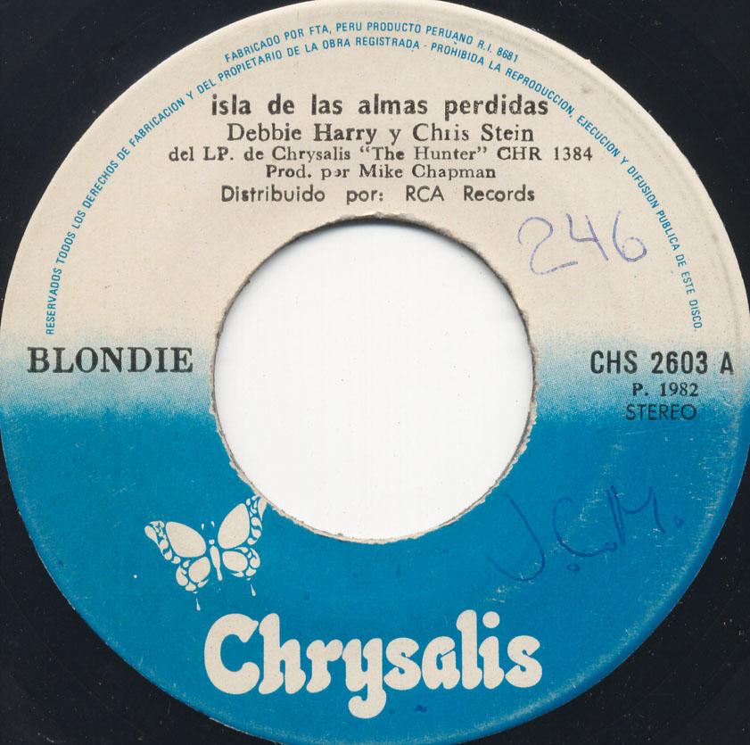 Blondie Llamame Call Me