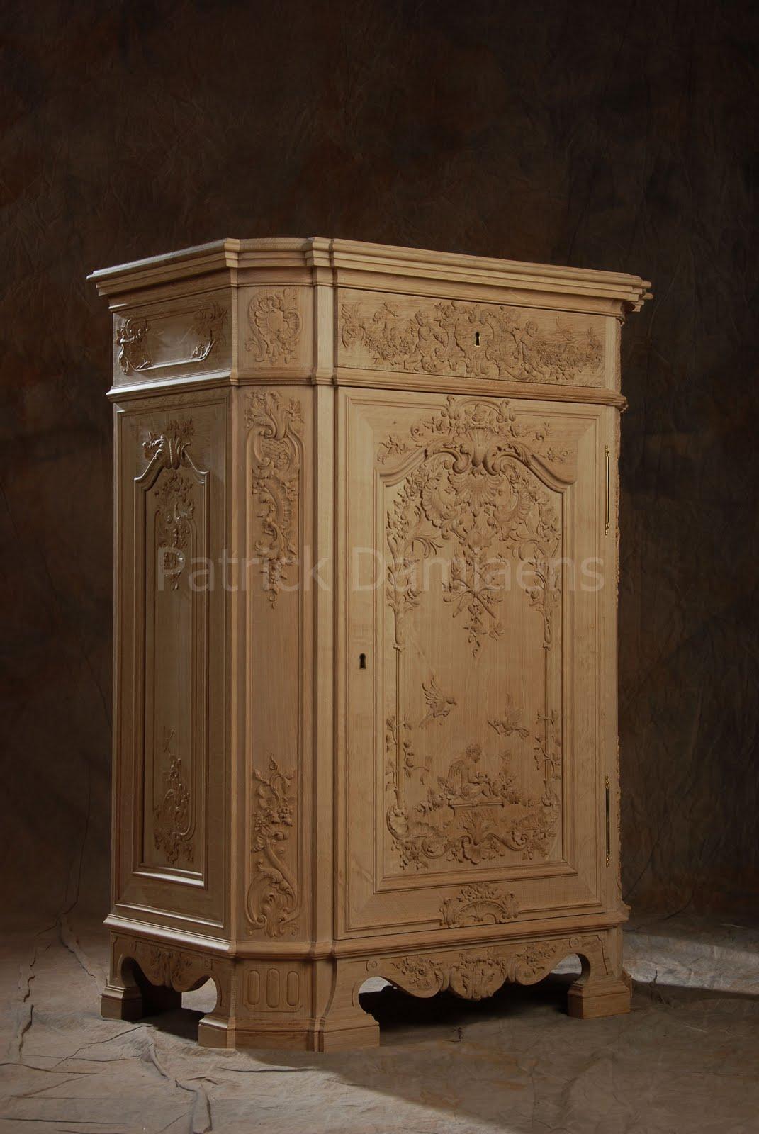Patrick damiaens het luikse meubel le meuble li geois for Le meuble furniture