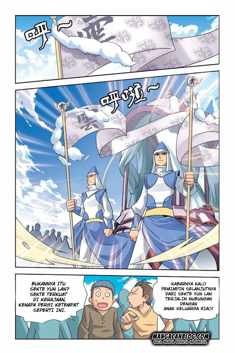 Battle Through Heaven Chapter 01-25