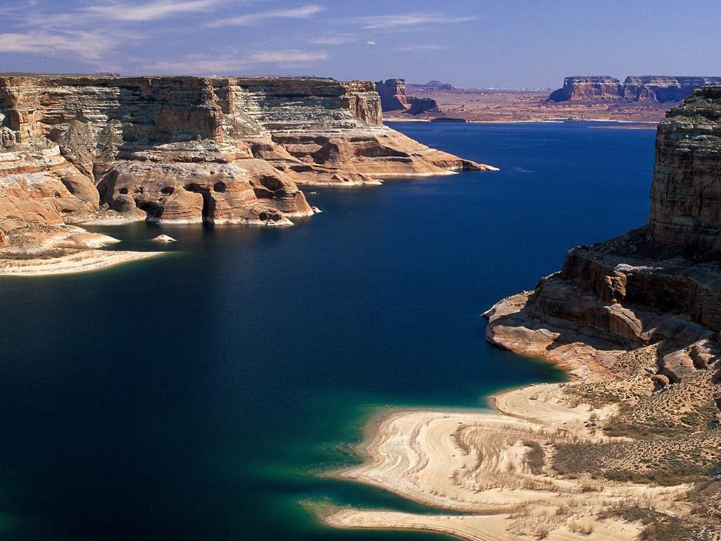 how to get to lake powell