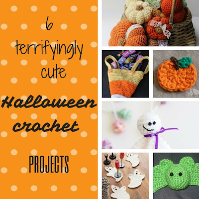 6 terrifyingly cute Halloween crochet projects