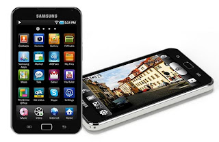 SAMSUNG GALAXY S WiFi 4